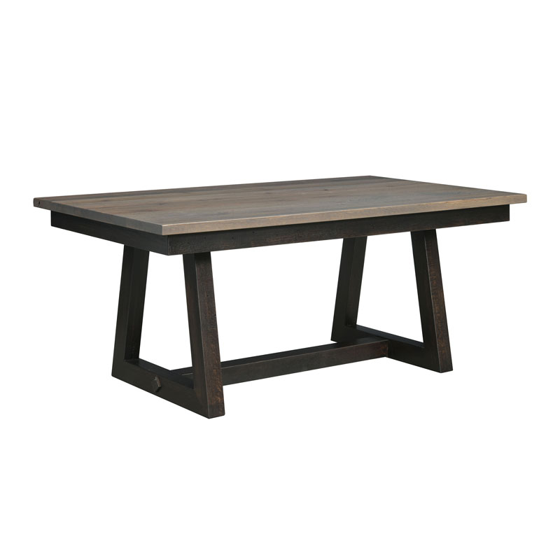 Marlow Dining Table - Solid Top