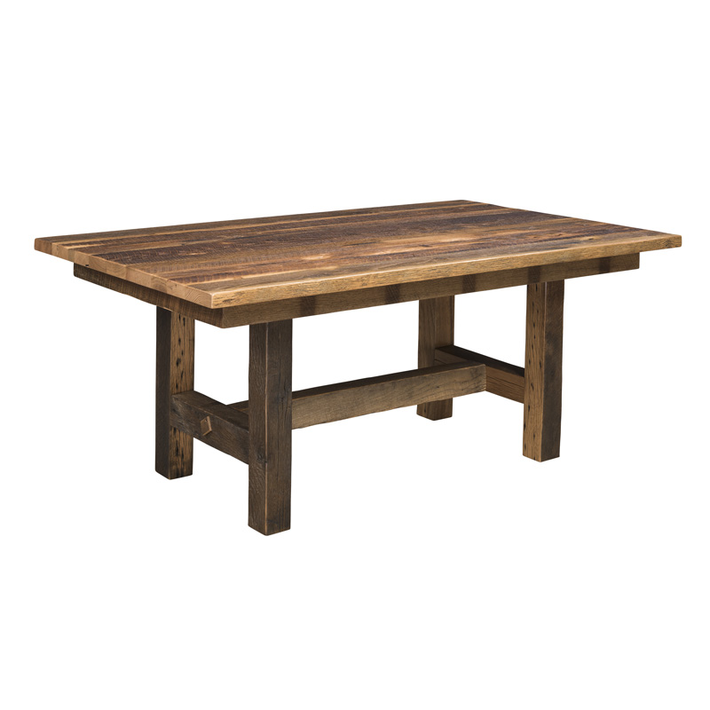 Grove Dining Table - Solid Top