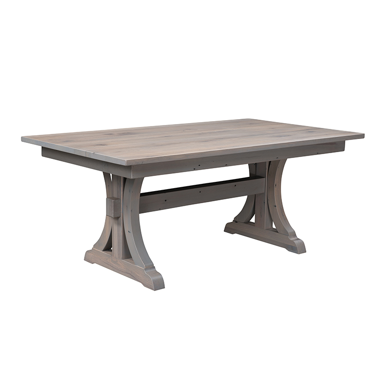 Hartland Dining Table - Solid Top