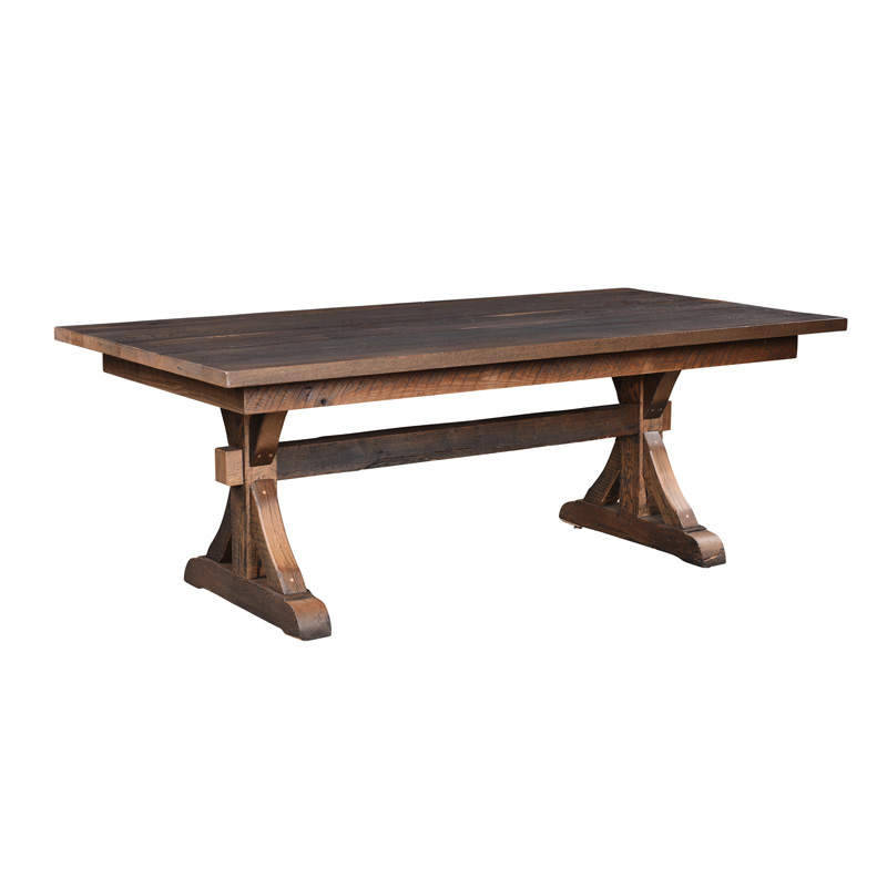 Briarwood Dining Table - Solid Top