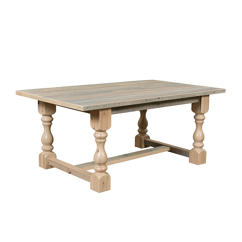 Millersburg Dining Table - Solid Top