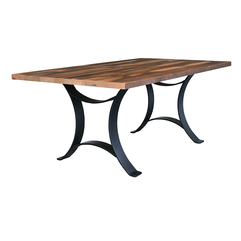 Golden Gate Dining Table - Solid Top
