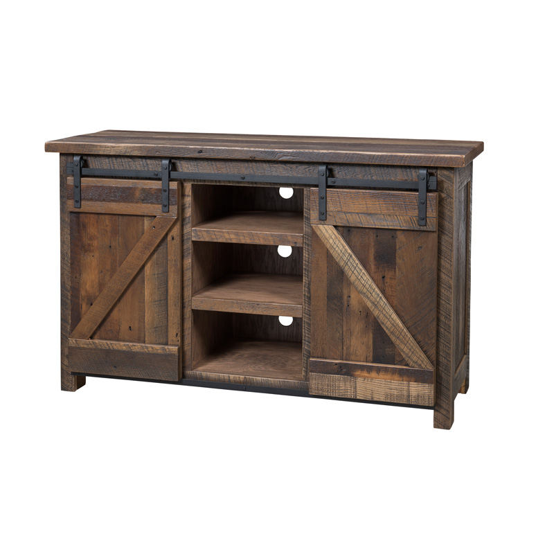 Kingwood Barndoor TV Stand