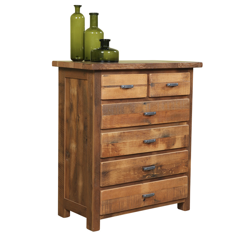 Urban Farmhouse 6 Drawer Chest