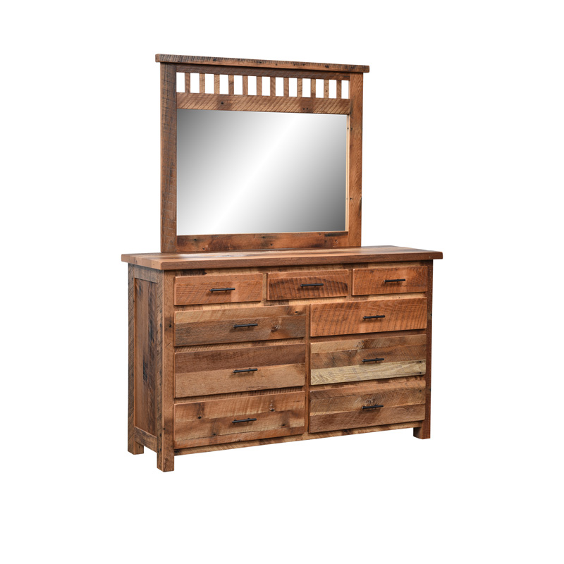 San Marino 9 Drawer Dresser