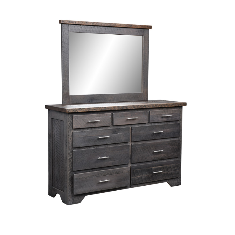 London Fog 9 Drawer Dresser