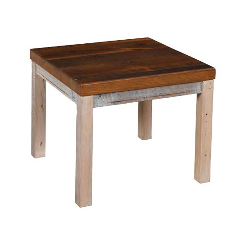 Modern Farmhouse  End Table