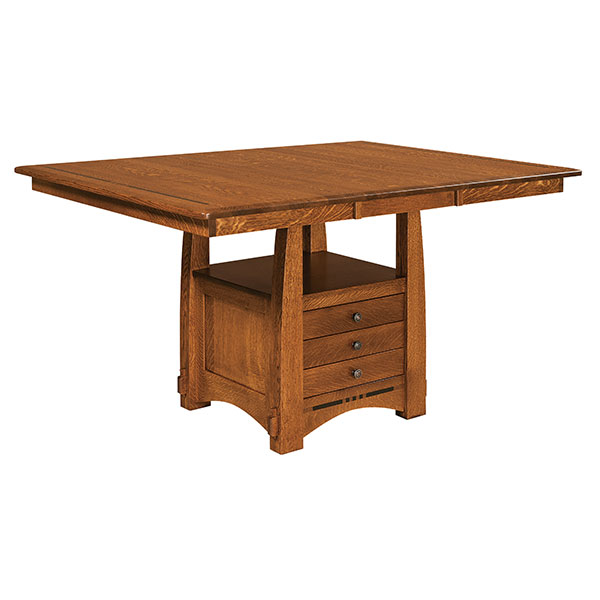 Canyon Cabinet Table