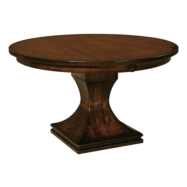 Warsaw Single Pedestal Table