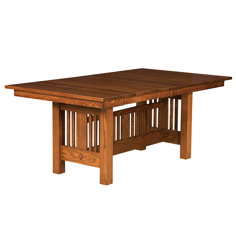 Knoxville Mission Dining Table