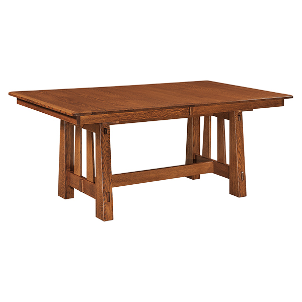 Fulton Trestle Dining Table