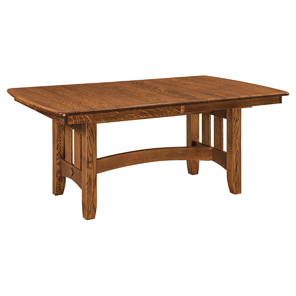 Garfield Trestle Dining Table