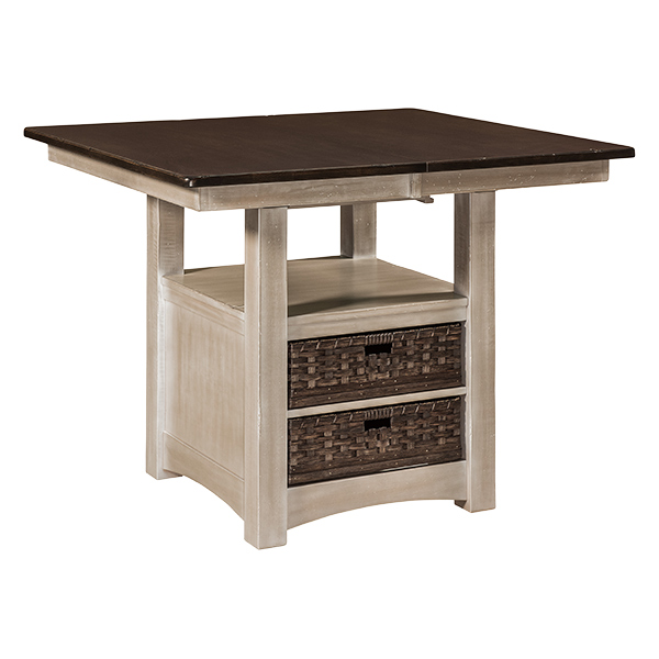 Amish Haven Cabinet Table | Amish Furniture | Shipshewana Furniture Co.