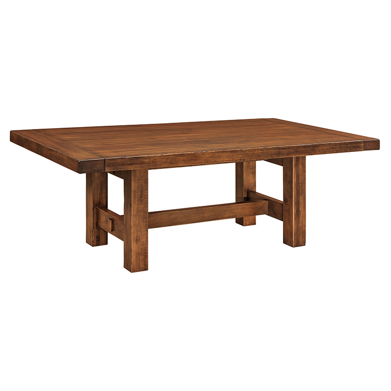 Wynton Trestle Dining Table