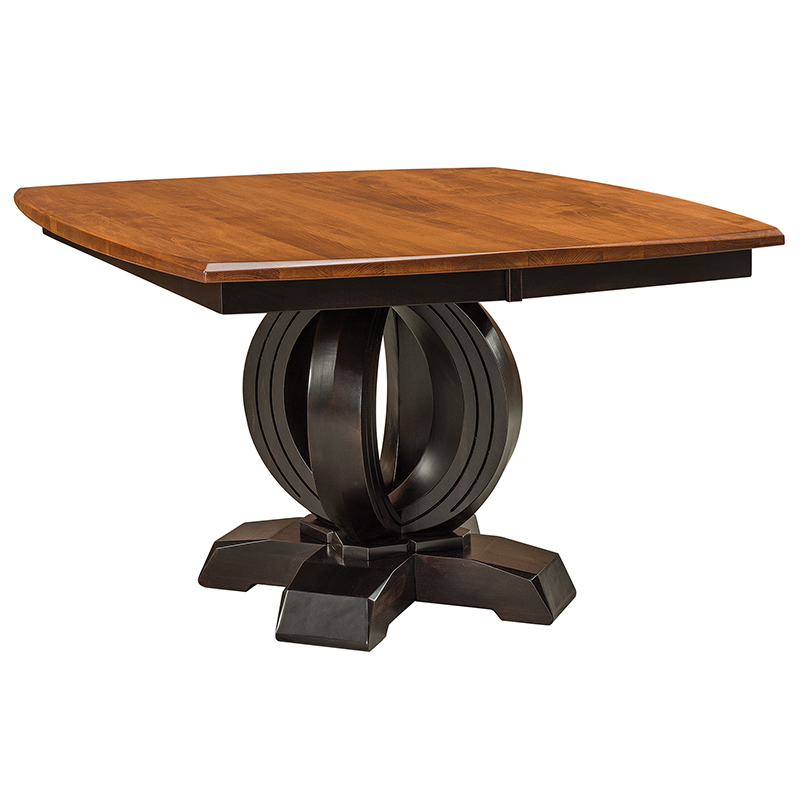 Seneca Single Pedestal Table