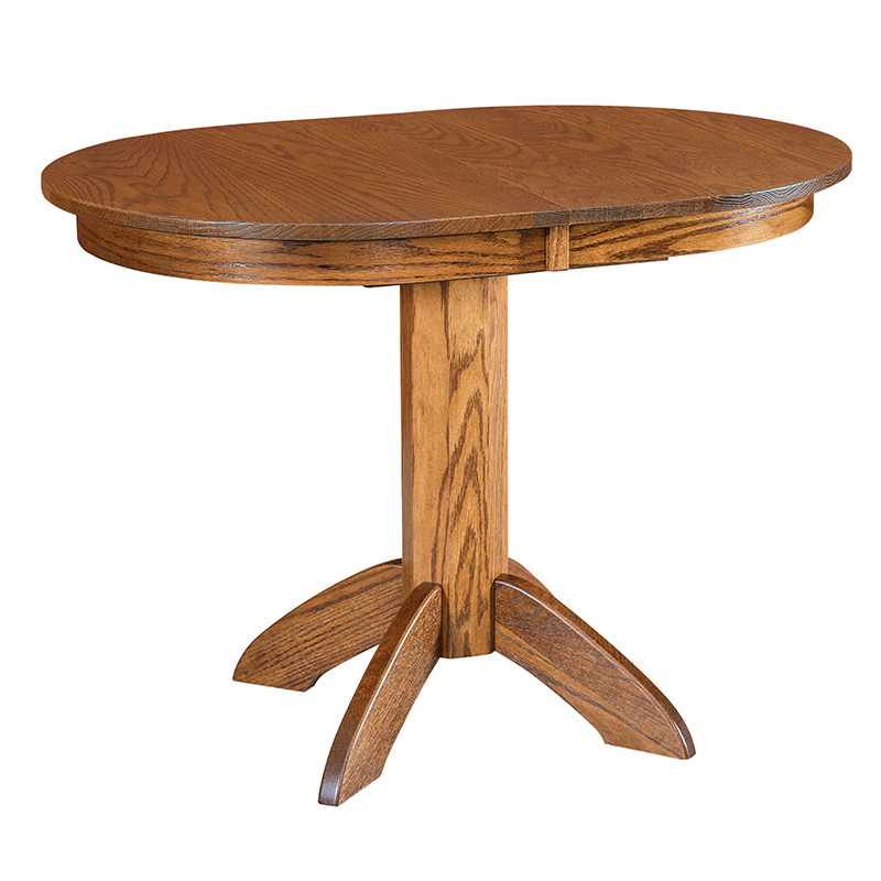 Adams Single Pedestal Dining Table