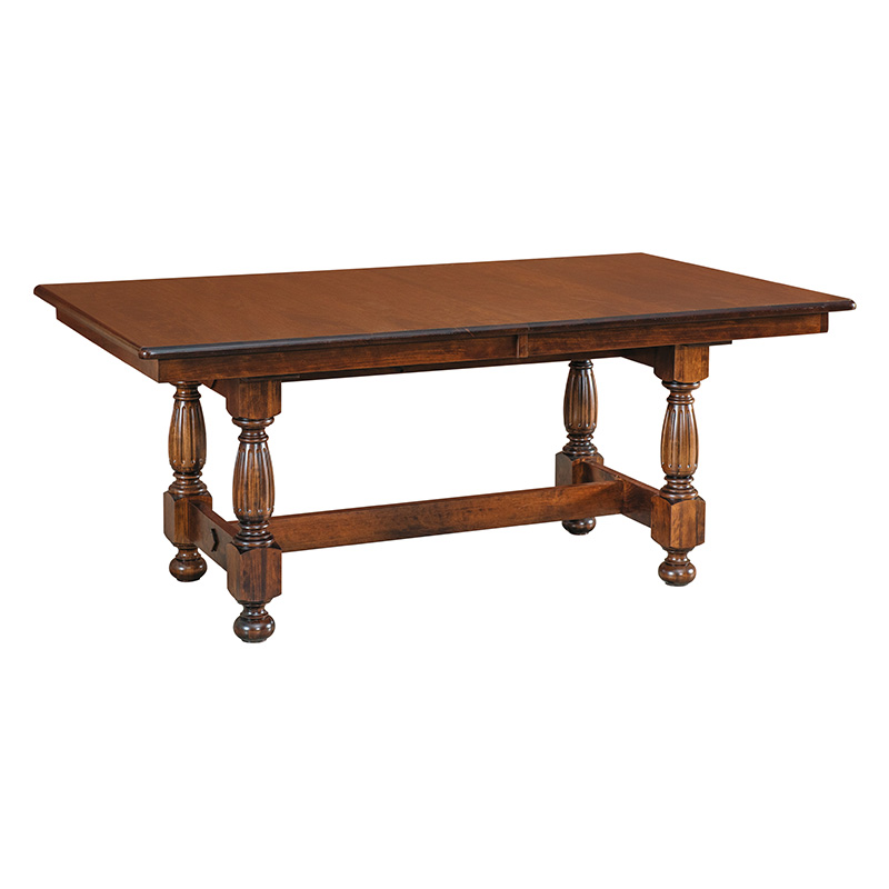 Riviera Trestle Dining Table