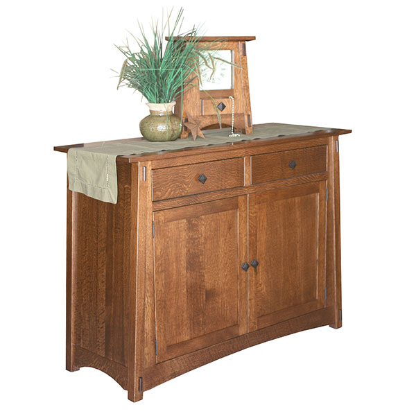 Amish Montana Leaf Storage | Amish Furniture | Shipshewana Furniture Co.