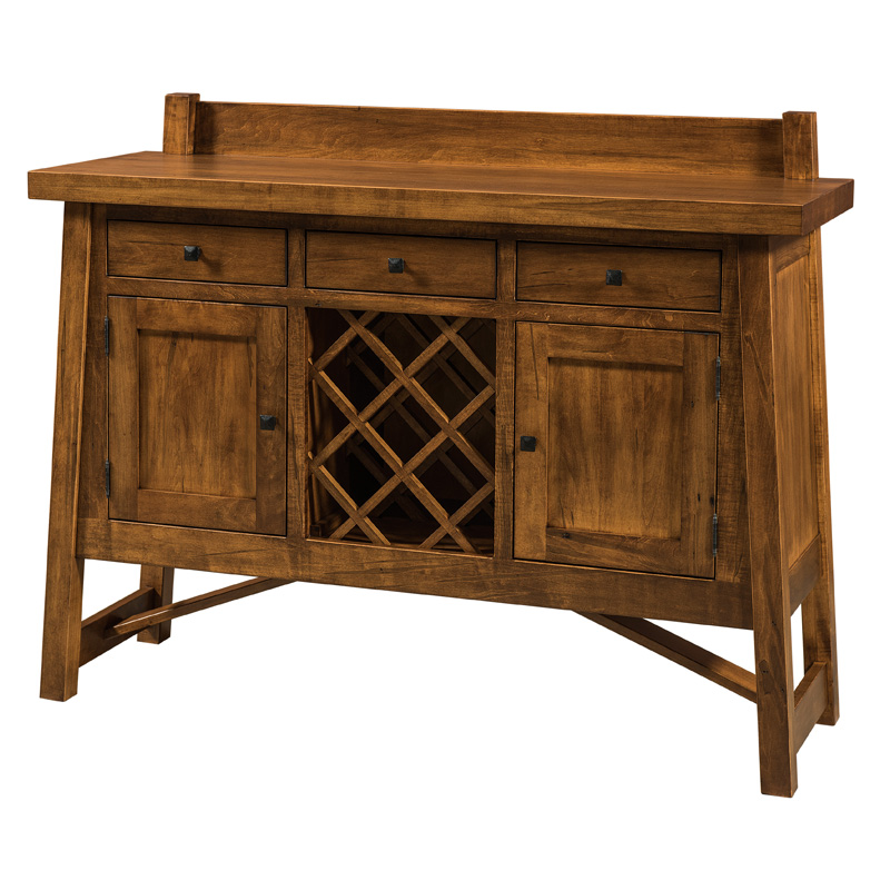 Amish Hamlet Sideboard | Amish Furniture | Shipshewana Furniture Co.