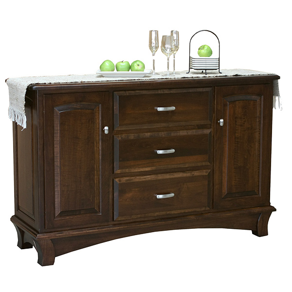 Amish Grand Island Buffet | Amish Furniture | Shipshewana Furniture Co.
