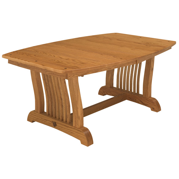 Amish Royal Mission Dining Table | Amish Furniture | Shipshewana Furniture Co.