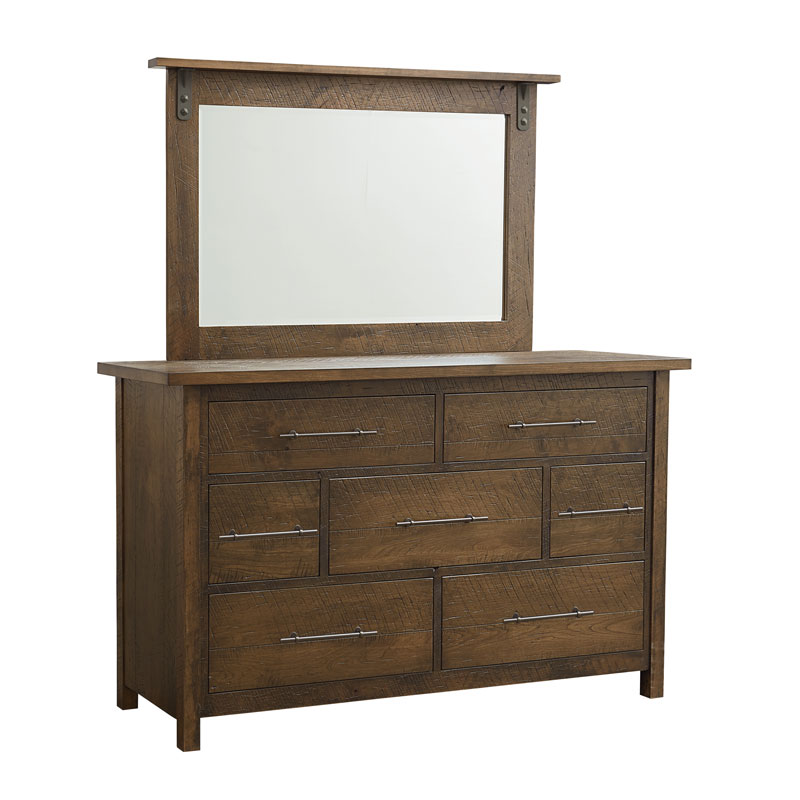 Kensington 7 Drawer Dresser