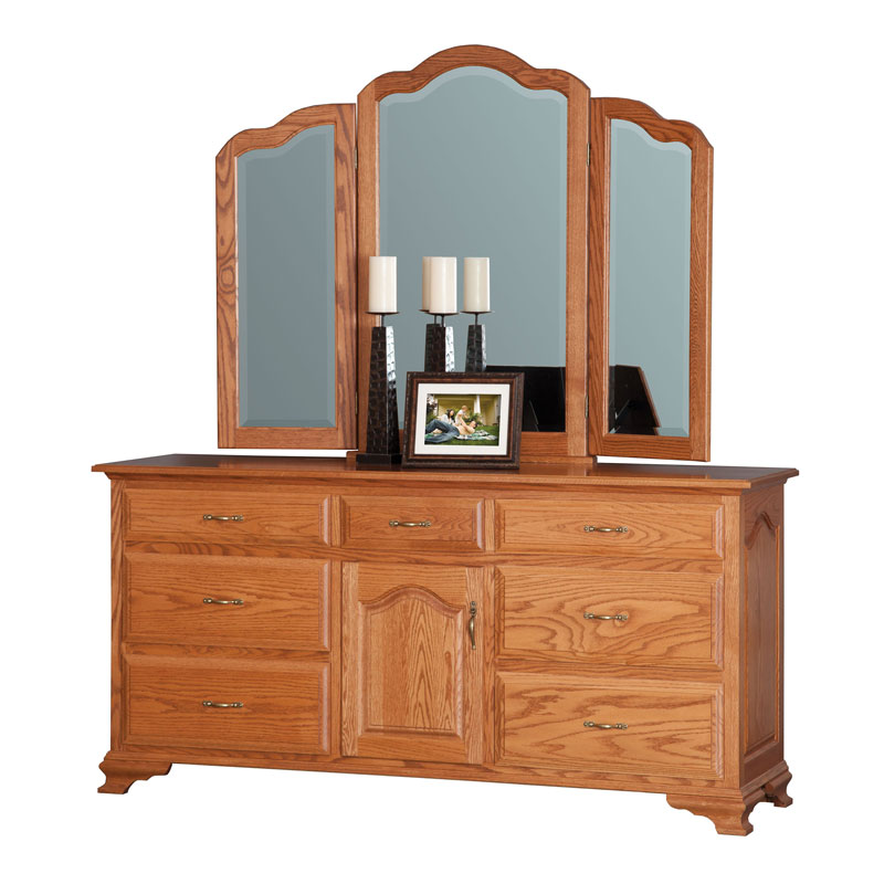 Crown Villa Dresser 72""