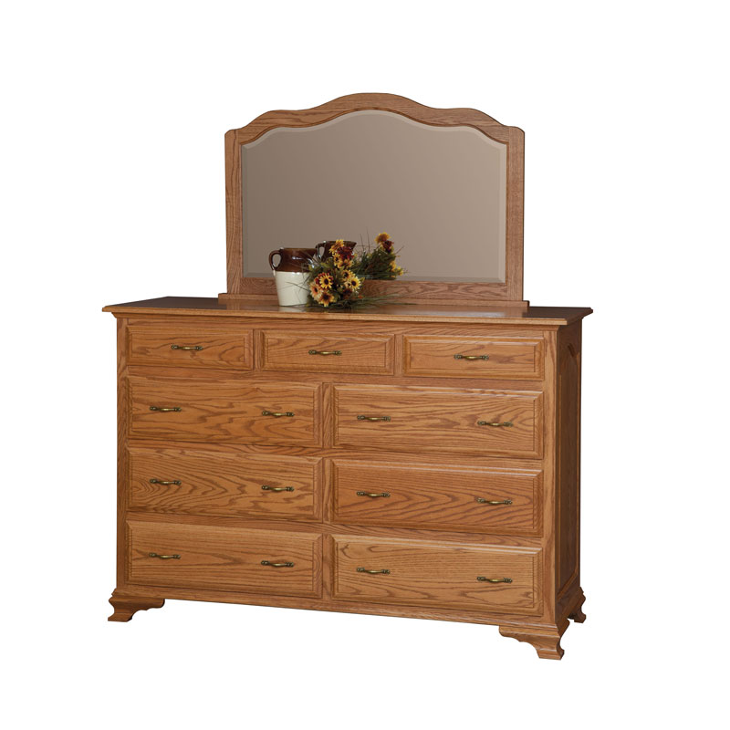 Crown Villa Mule Dresser