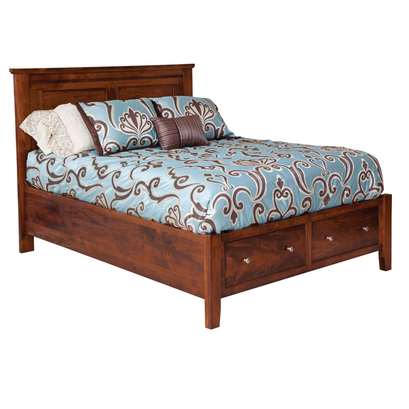 Hyland Park Bed with Storage