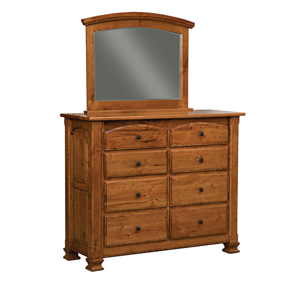Charleston 8 Drawer Dresser