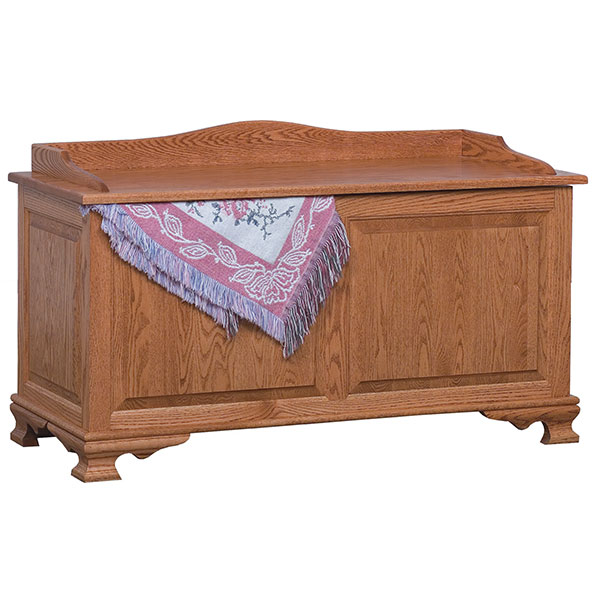 Amish Classic Heritage Blanket Chest | Amish Furniture | Shipshewana Furniture Co.