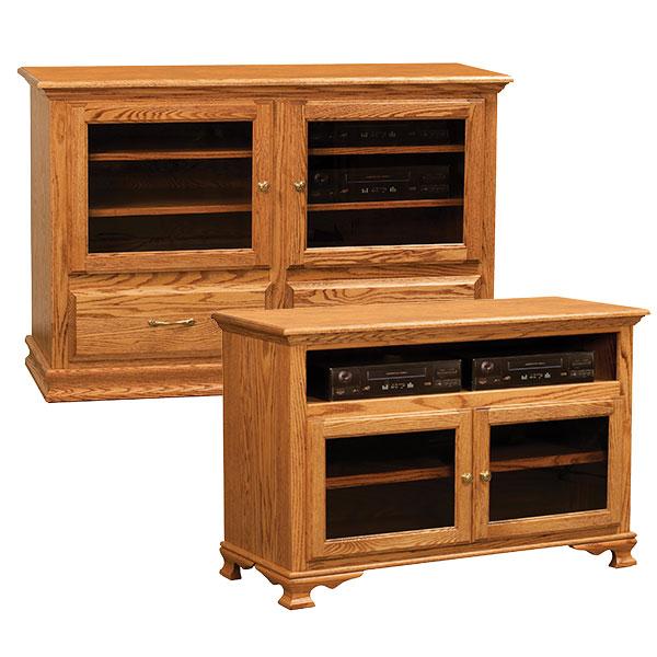 Amish TV Stands Furniture Standss