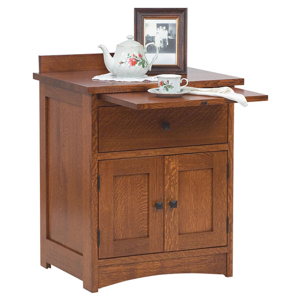 Jacobson 2 Door, 1 Drawer Nightstand
