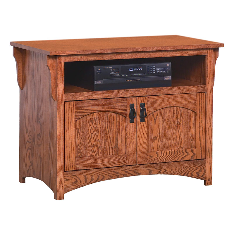37in Mission TV Console