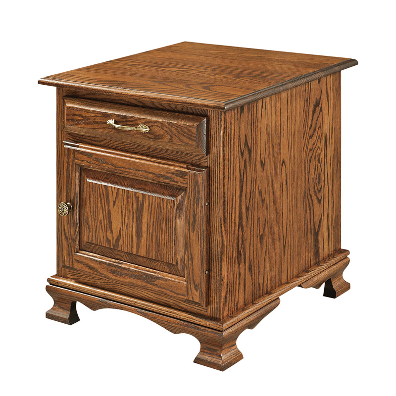 "Heritage End Table 22""W"