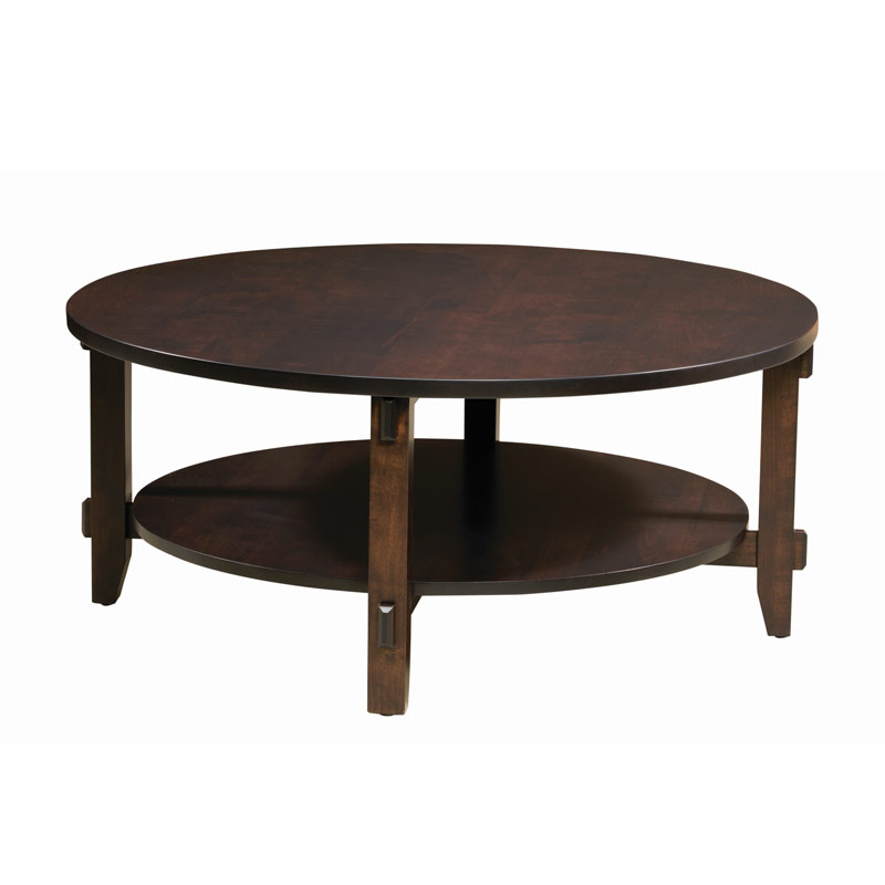 Incredible Bungalow Round Coffee Table Theyellowbook Wood Chair Design Ideas Theyellowbookinfo