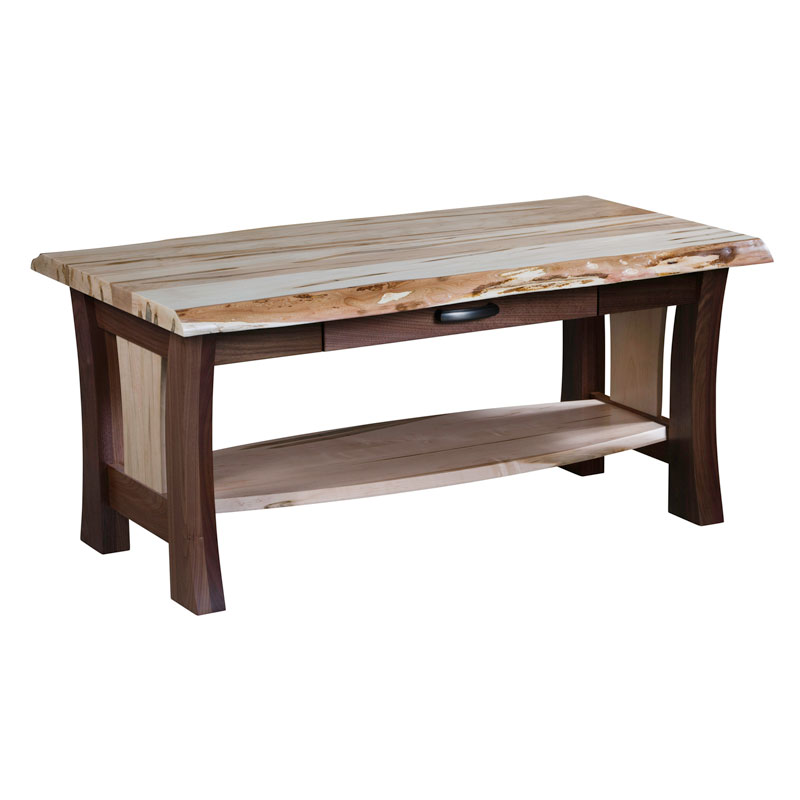 Incredible Legacy Live Edge Coffee Table Gmtry Best Dining Table And Chair Ideas Images Gmtryco