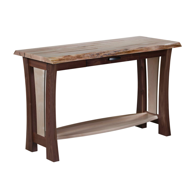 Legacy Live Edge Sofa Table