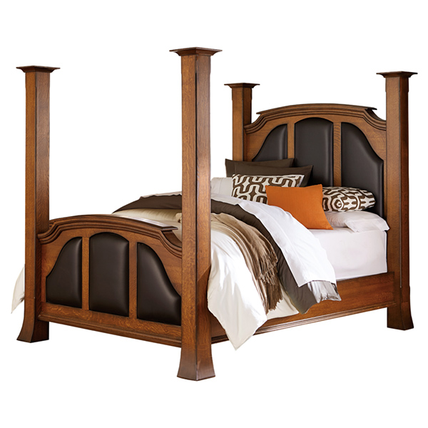 Amish Breckenridge Bed | Amish Furniture | Shipshewana Furniture Co.