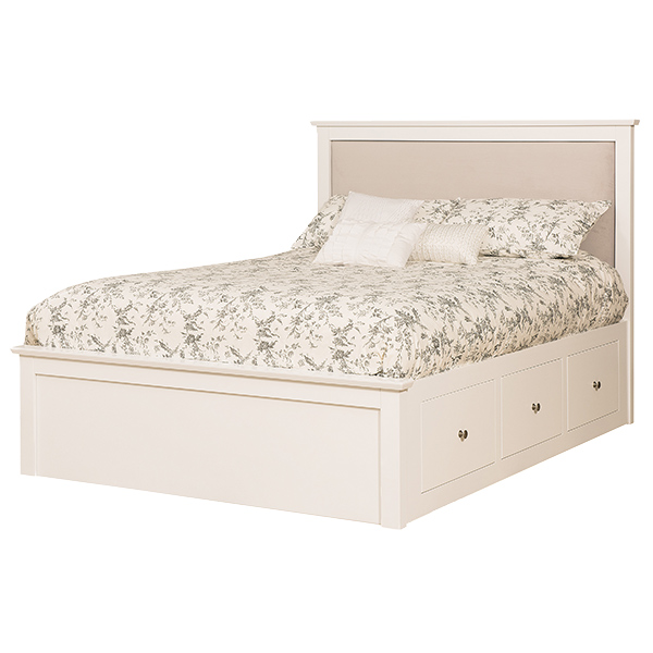 Medford Bed w/ Storage