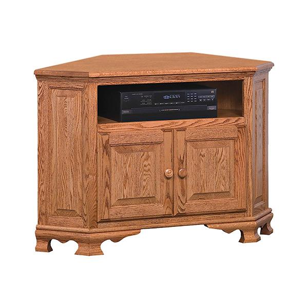 Heritage Corner Tv Stand 43 W Shipshewana Furniture Co