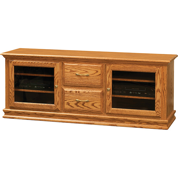 "Heritage TV Stand 65""W x 25""H"