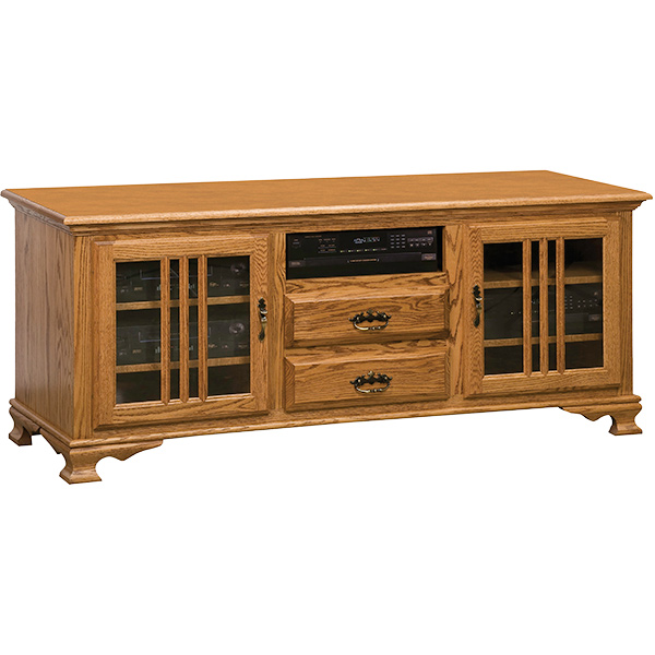 "Heritage TV Stand 65""W x 26""H"