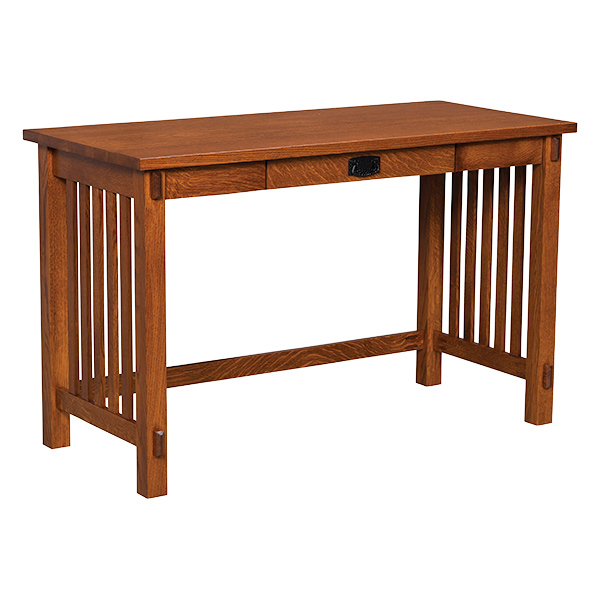 Amish Rio Mission Writing Desk | Amish Furniture | Shipshewana Furniture Co.
