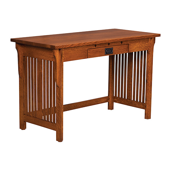 Amish Royal Mission Writing Desk | Amish Furniture | Shipshewana Furniture Co.