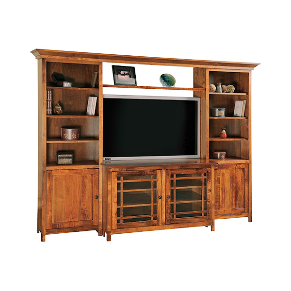 Jason Mission Wall Unit