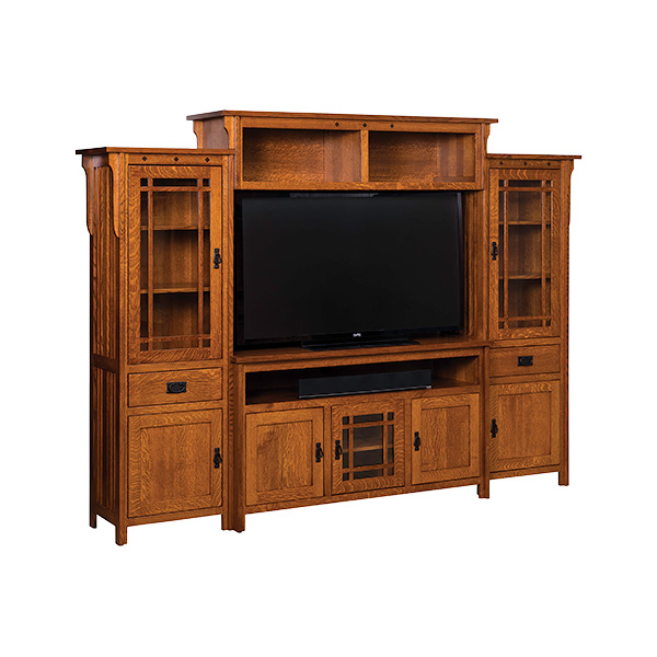 Royal Mission Wall Unit
