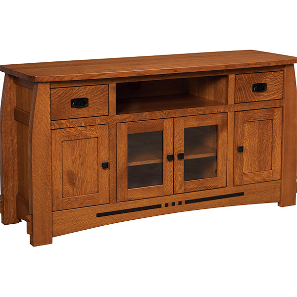 Amish Canyon TV Stand 60"