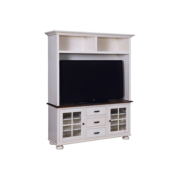 Amish Kaitlyn TV Cabinet | Amish Furniture | Shipshewana Furniture Co.