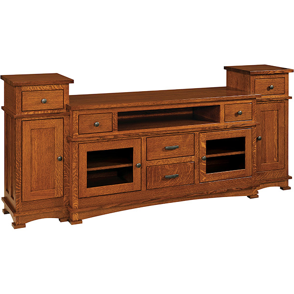 Amish TV Stands, Amish Furniture | Shipshewana Furniture Co.
